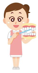 歯医者さんで定期的なクリーニングを